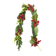 PINE/BERRY GARLAND
