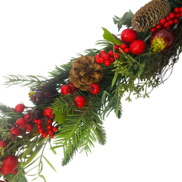 BERRY/POMEGRANATE/PINE/HOLLY GARLAND