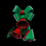 RED GREEN  BELL HANGER