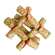 BOX50, 30CM NATURAL FOREST CRACKERS
