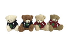 SET4 20CMH TEDDIES