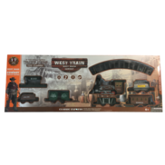 WILD WEST TRAIN SET