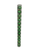 SET12, 5CMD GREEN BALLS IN TUBE (6)