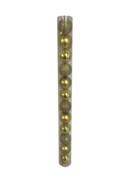 SET12, 5CMD GOLD BALLS IN TUBE (6)