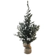 100CMH FROSTED PINE TREE