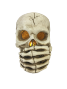 LIGHT UP SPEAK NO EVIL SKULL