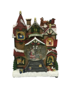 LARGE HOUSE SNOWGLOBE