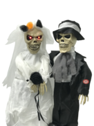 I GOT YOU BABE' SKELETON COUPLE