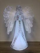 23CMH FIBER-OPTIC PRAYING ANGEL
