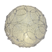 20CMD WHITE LED BALL