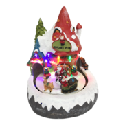 LED ANIMATED GNOME PUB