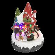 LED ANIMATED GNOME PUB