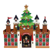 HOLIDAY ADVENT CASTLE