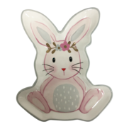 BUNNY SHAPED PLATE
