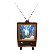 59CMH SNOWING TV