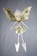 GOLD ANGEL W. BUTTERFLY WINGS (3)