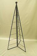 120CMH METAL TRIANGULAR FOLDABLE TREE