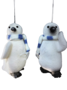 SET2 PENGUINS IN SCARVES