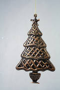ANTIQUE COPPER HANGING TREE (12)