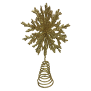 18CMH GOLD SNOWFLAKE TREE TOPPER (6)