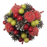 APPLE BERRY BALL HANGER