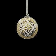 9CMD HANGING WHITE GOLD DIAMOND BALL (12)