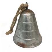MEDIUM GALVANISED BELL