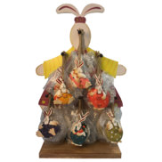 48PCS ON DISPLAY BUNNY HANGERS (50%)
