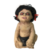 40CMHSCARY DEMON BABY