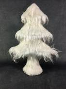 SMALL WHITE ICE FUR TREE