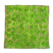 1 METRE SQUARE MOSS GRASS