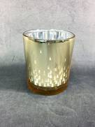 GOLD FOREST VOTIVE HOLDER (12)