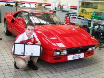 Nick Gateway Ferrari