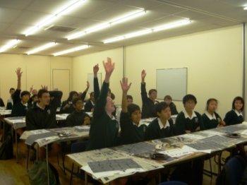 calligraphy class 1