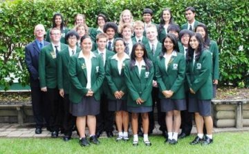 2012 Student Leadership Team