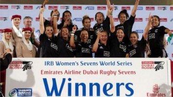IRB Dubai Sevens Winners