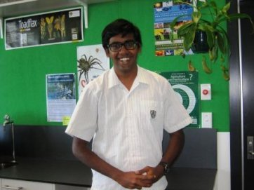 Akash Charles