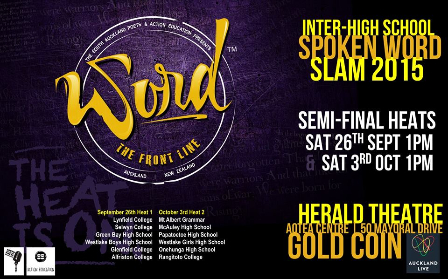 Word The Front Line Semi Finals Poster-514