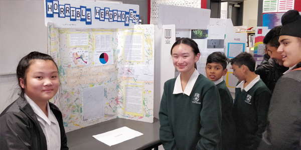 science fair b