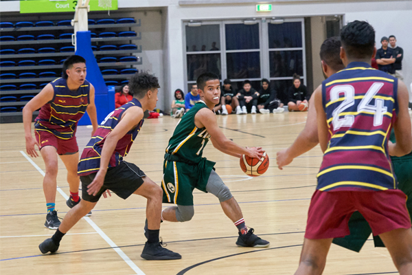 basketball e