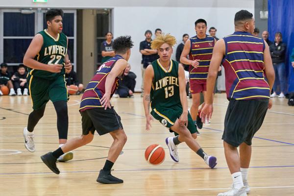 basketball f