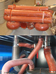 High Temp Silicone Hoses