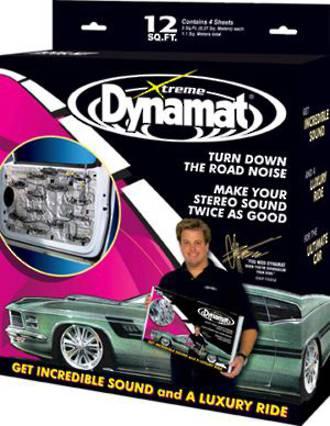 10435 Dynamat Xtreme Door Kit 4 Sheets 1.11sqm
