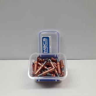 """1850 Cleco Temporary Sheetmetal Fasteners 1/8"""" Sistema Bulk Pack of 50"""