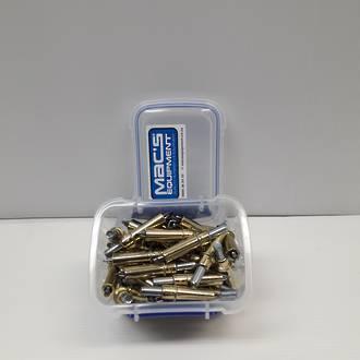 """31650 Cleco Temporary Sheetmetal Fasteners 3/16"""" Sistema Bulk Pack of 50"""