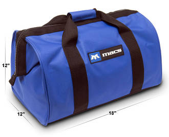 610014 Macs USA Large Duffle Bag