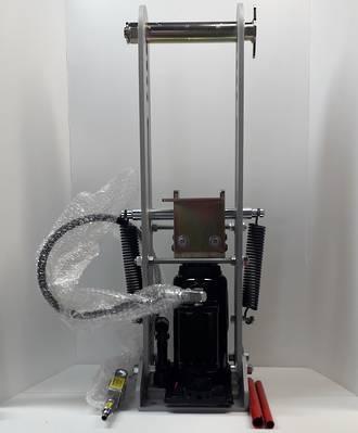Speedwerx Tube Bender Model 1 Air Over Hydraulic