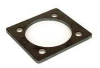 472005 Backing plate for recessed D or lashing ring