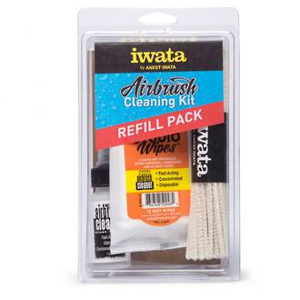 Iwata Air Brush Cleaning Kit Refill Pack CL150