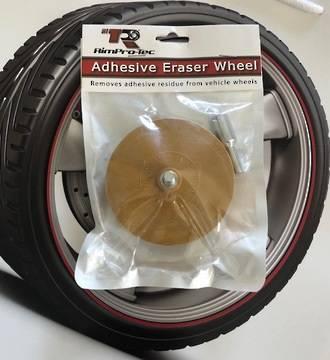 RimPro Tec Adhesive Eraser Wheel